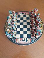 Schachspiel aus Südamerika Thüringen - Bad Langensalza Vorschau