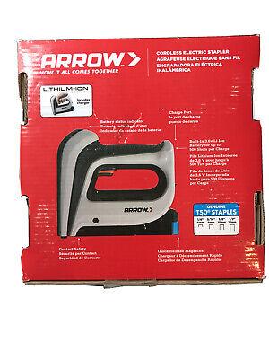 Arrow Cordless Electric Stapler T50dcd