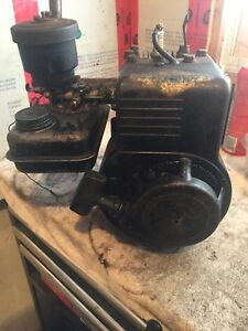 1970 Briggs and Stratton model 6BS
