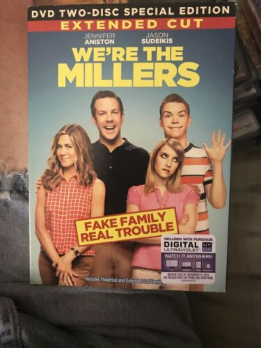 we re the millers dvd two disc