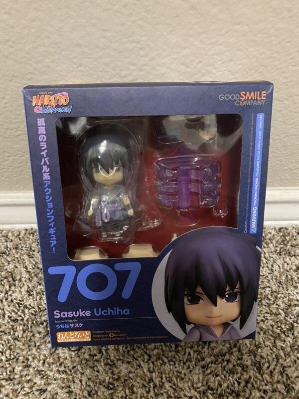 Naruto Shippuden Sasuke Uchiha Nendoroid Authentic