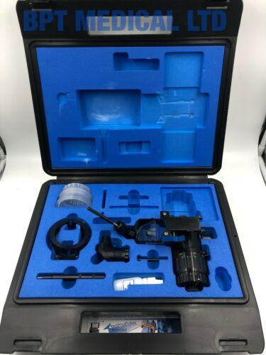 Lumenis Acuspot 712 Micromanipulator laser Accessories in case