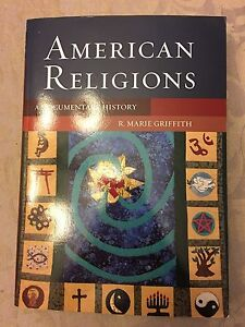 American religions textbook