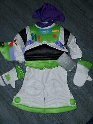 Halloween Costumes For Infants 3 6 Months (NWT Disney Store Toy Story Buzz Lightyear Costume for Baby Size 3-6)