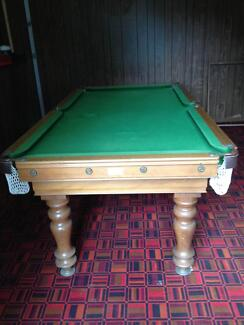 Pool Table - 8 x 4 - Pub sized Grange Charles Sturt Area Preview