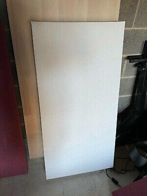 GIK Acoustics 244 Bass Trap with FlexRange Technology -Brilliant White