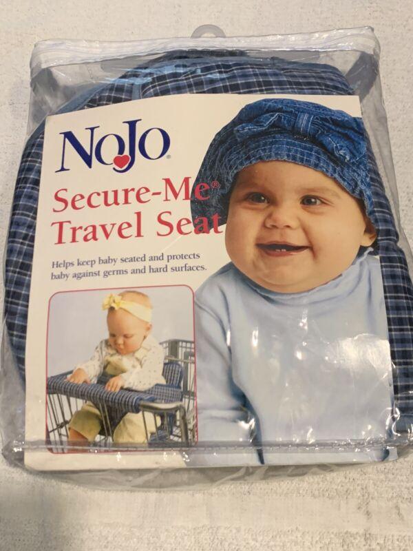 NoJo Secure-Me Travel Set ~ Brand New ~ Free Ship!