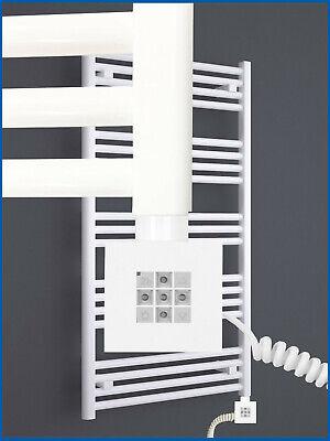 Eléctrico Secador de Toalla Mora 1503 x 500 Mm. Blanco Puro Eléctrico...