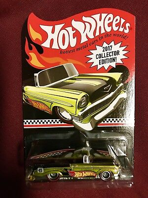 Hot Wheels Kmart 56 Chevy Convertible Collector Edition Exclusive K Day 2017