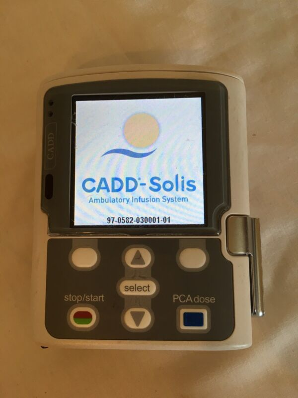 SMITHS MEDICAL CADD-SOLIS  INFUSION PUMP 2110 (T1267)