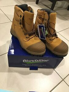Blundstone 992 steel cap work boots size 10.5 Hunterview Singleton Area Preview