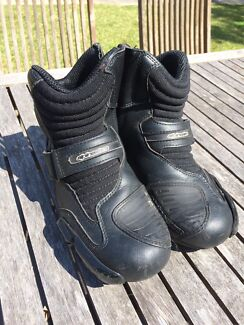 Alpinestars S-MX1 Vented Boots (Used) Size US: 6.5 JPN: 25.5
