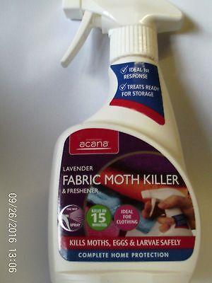 Acana Fabric Moth Killer - Ideal 1st Response