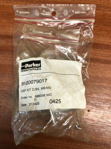 9120079017 Parker Mobile Hydraulic Cap Seal Kit HV07 Hannifin Pump Motor Piston