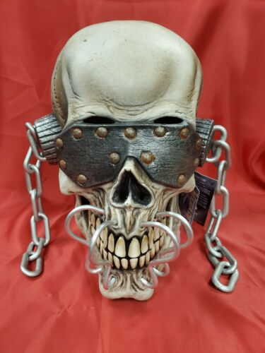 MEGADETH VIC RATTLEHEAD MASK - Trick or Treat Studios