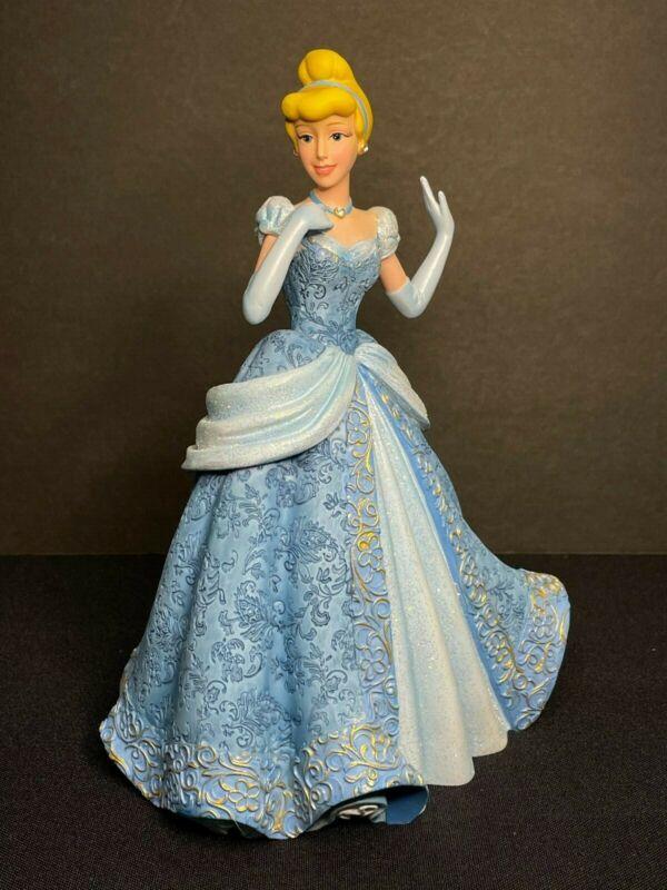 DISNEY Showcase CINDERELLA Couture de Force Figurine 4058288 Original Box