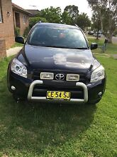 Toyota RAV4 L cruiser Old Guildford Fairfield Area Preview