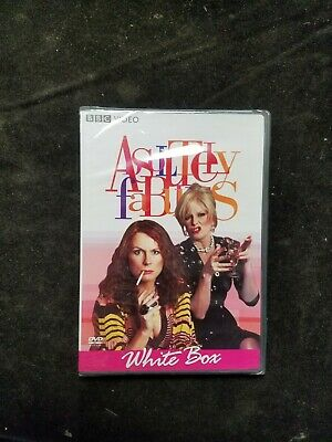 Absolutely Fabulous: White Box (DVD, 2007) New Sealed