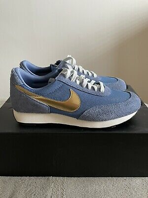 Nike Daybreak SP Ocean/Gold Size 9.5uk Immaculate Condition