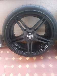"""19"""" CARTEL RIMS. Swap or sell $1000 Maroubra Eastern Suburbs Preview"""
