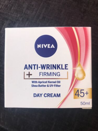 Nivea Anti- wrinkle  FIRMING Age 45+ Day Face Cream  50 ml