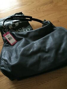 Sacoche Vince Camuto/Vince Camuto Leather Purse