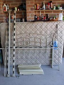 Double bed with mattress Asquith Hornsby Area Preview