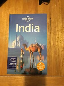 India Lonely Planet Gilberton Walkerville Area Preview