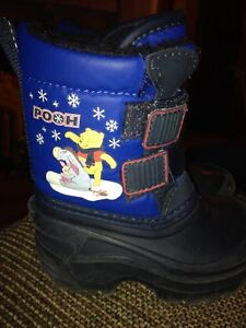 Toddler size 5 boots