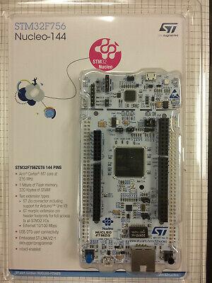 Stm32f756zgt6 Nucleo-144 Nucleo-f756zg Stm32 Board 216 Mhz Cortex-m7