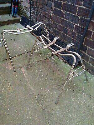 herman miller chair bases original 1960s stacking. rusty.need feet.narrow mount.
