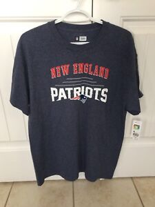 New England Patriots shirt- Mens L