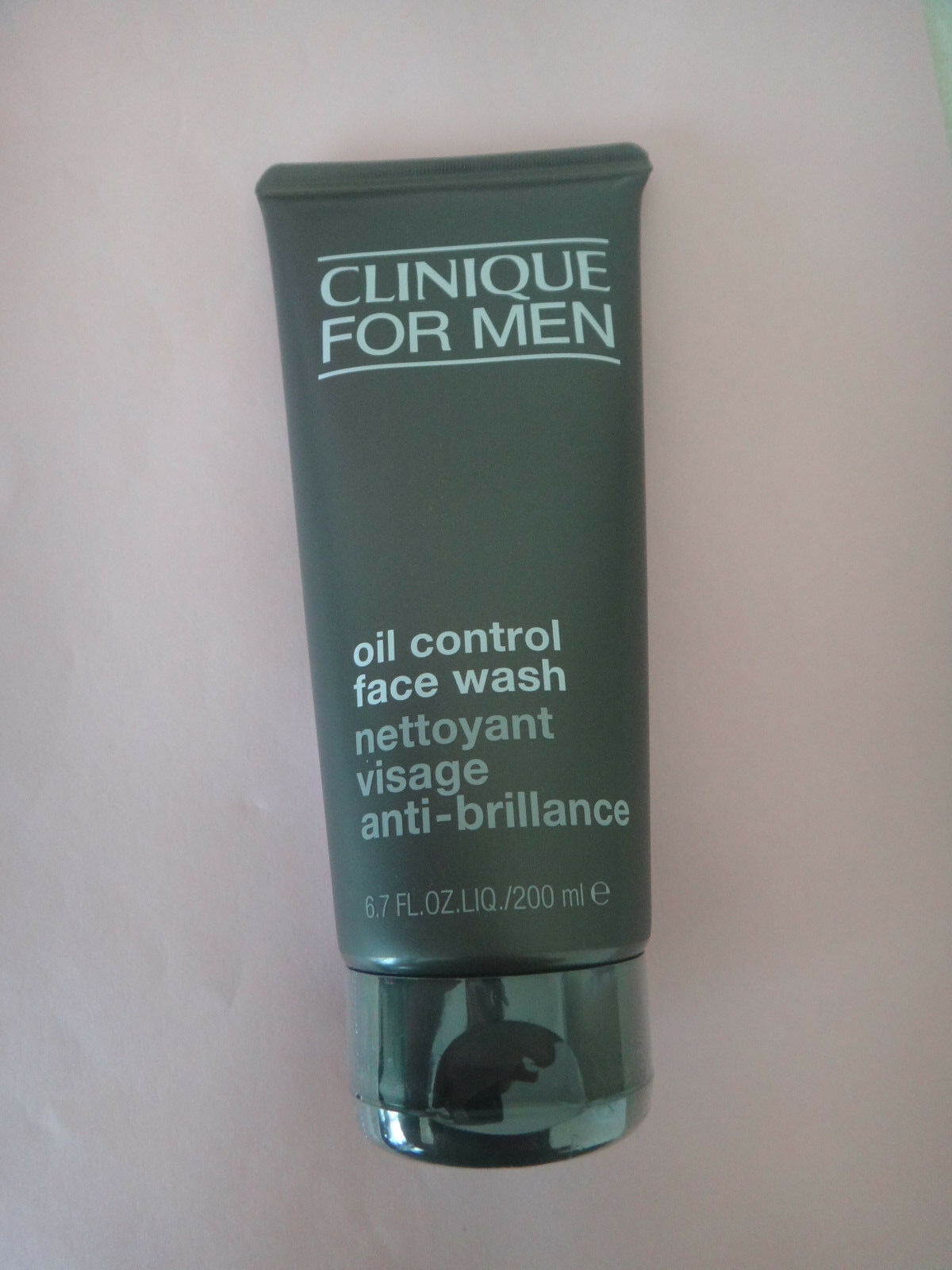 Clinique For Men Oil Control Face Wash 6.7 Ounce