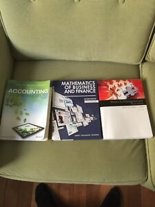 Seneca Textbooks for Sale for Any Business Program Students