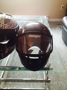 2 Ski Doo helmets for sale