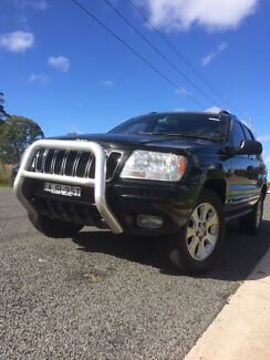 Jeep Grand Cherokee WG limited wagon