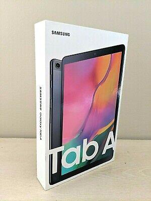 "Samsung Galaxy Tab A 128GB Wi-Fi Tablet 10.1in Black SM-T510 10.1"" Brand New"