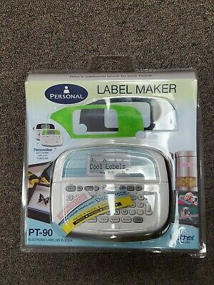 Brother Pt-90 Label Thermal Printer Electronic Labeling System Label Maker Nip