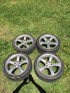 1000 Italia wheels + tyres Narre Warren Casey Area Preview