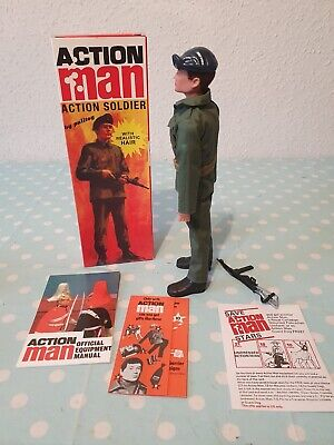 VINTAGE ACTION MAN 40TH ANNIVERSARY  Soldier, NEW, BOXED