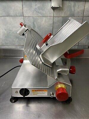 Berkel Model 827a Meat Slicer. New Bladegrinding Wheels Works Great