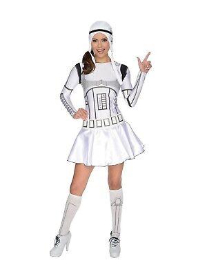 Women's Star Wars Storm Trooper Costume - Medium - Womens Storm Trooper Kostüm