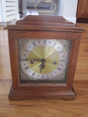 Ridgeway Westminster Mantle Clock Key Wind