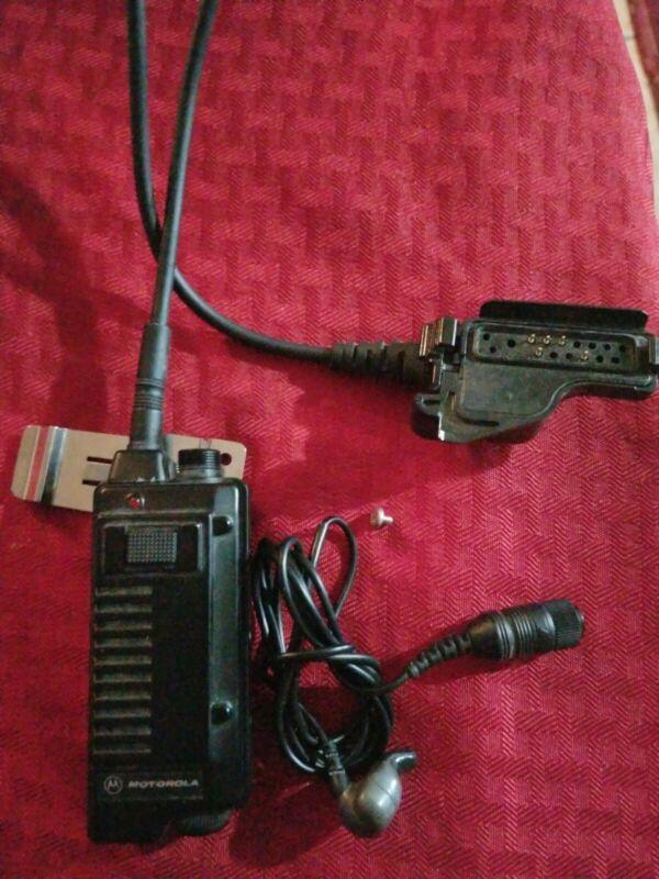Motorola BDN6708B Voiceducer PTT Jedi Interface module