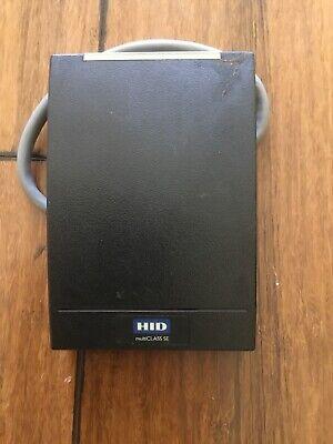 Hid Multiclass Se Proximity Card Reader Rp40 Rp40eknn