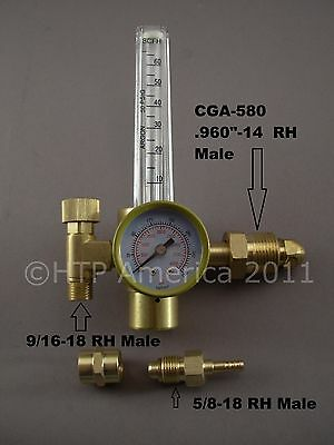 Argon Co2 Mig Tig Flowmeter Regulator Welding Weld New