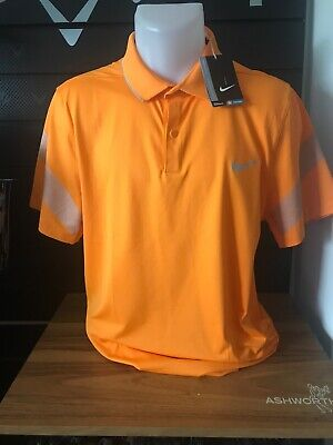 Nike Dri Fit Golf Polo Shirt Size Large