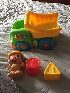 Fisher Price  Smart Stages Truck