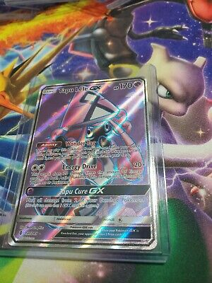 Tapu Lele GX Full Art Card Guardians Rising 137/145