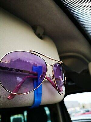 Sonnenbrillen-Halter-Klemme für's Auto für die Sonnenblenden - Perfekte Ordnung